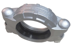 stainless steel flexible coupling for desalination from HANGZHOU LINKQUEEN WATER EQUIPMENT CO.,LTD