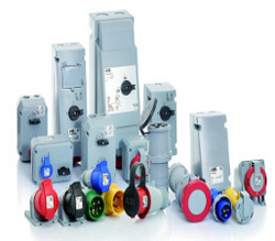 INDUSTRIAL PLUGS & SOCKETS SUPPLIERS IN UAE from AL NUHAS OILFILED & TECH. SERVICES CO.L.L.C