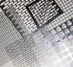 PERFORATED METAL SHEETS from FILTECH [INDIA]