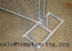Temporary Fence Feet from ANPING MUYUAN WIRE MESH MANUFACTURE CO., LIMITED