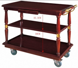 TEA TROLLEY IN DUBAI from RED CAMEL TRADING