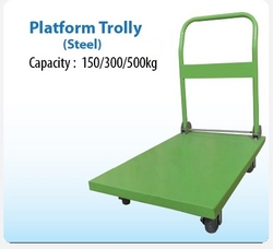 Platform Trolley from MINCORP TRADING LLC
