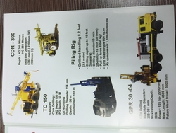 DRILLING CONTRACTORS WELL & EXPLORATION from KSSK INTERNATIONAL GENERAL TRADING LLC