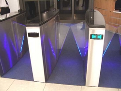 Turnstile Systems from ROYAL SECURITY SYSTEMS LLC.