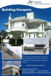DECORATING MATERIAL SUPPLIERS from ASPEN POLYSTYRENE INDUSTRY