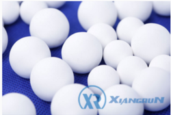 Alumina balls from ZIBO XIANGRUN ENVIRONMENT ENGINEERING CO., LTD
