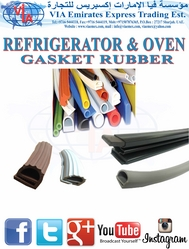 REFRIGERATOR & OVEN DOOR GASKETS جلد ثلاجة/فرن from VIA EMIRATES EXPRESS TRADING EST