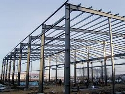 STEEL STRUCTURAL BUILDING IN UAE from WHITE METAL CONTRACTING LLC