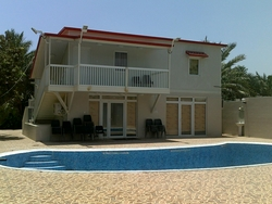 PRE FABRICATED VILLA UAE  from WHITE METAL CONTRACTING LLC