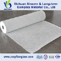 FIBREGLASS Chopped Strand Mat from SICHUAN SINCERE & LONG-TERM COMPLEX MATERIAL CO.