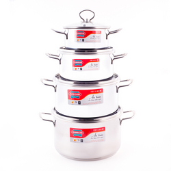 Stainless Steel Cookware from SUNHOUSE GROUP