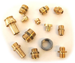 BRASS PRODUCTS from POOJA METAL INDUSTRIES