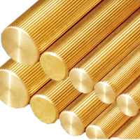 BRASS RODS from POOJA METAL INDUSTRIES