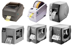 BARCODE PRINTER from YASHTECH SERVICES FZC