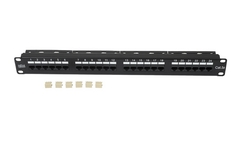 Patch Panel 24 port - Infilink from SYNERGIX INTERNATIONAL LLC
