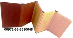 Accordion doors from DOORS & SHADE SYSTEMS