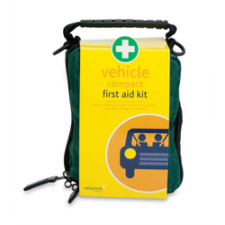 Compact Vehicle First Aid Kit from ARASCA MEDICAL EQUIPMENT TRADING LLC