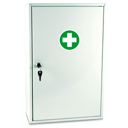 HSE Plus Workplace Kit/Wall Cabinet First Aid Kit from ARASCA MEDICAL EQUIPMENT TRADING LLC