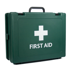 Cambridge HS4 First Aid Box empty Gre from ARASCA MEDICAL EQUIPMENT TRADING LLC