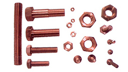 copper nut & bolts from KRISHI ENGINEERING WORKS