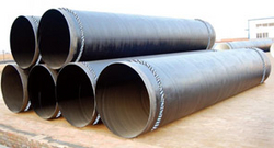 SAW PIPES IN DUBAI from WEST SPACE OILFIELD SUPPLIES FZCO