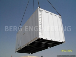 ISO CONTAINERS IN UAE from BERG ENGINEERING CO LLC