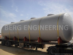 PRESSURE VESSELS SUPPLIERS from BERG ENGINEERING CO LLC