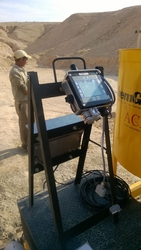 GROUT FLOW METER WITH DATA LOGGER from ACE CENTRO ENTERPRISES