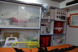 VIP AMBULANCE  from AUTO ZONE ARMOR & PROCESSING CARS LLC