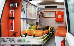 AMBULANCE  from AUTO ZONE ARMOR & PROCESSING CARS LLC