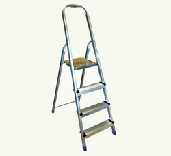 Platform Step Aluminium Ladder In Oman from AL RAFAAH INTERNATIONAL LLC