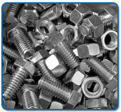 Hastelloy Nuts & Bolts from VISION ALLOYS