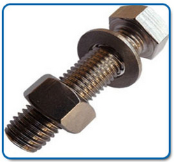 Incoloy Nuts & Bolts from VISION ALLOYS