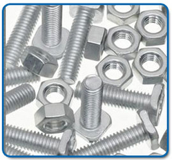 Monel Nuts & Bolts from VISION ALLOYS