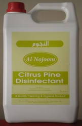 Citrus Pine Disinfectant  from  AL NOJOOM CLEANING EQUIPMENT LLC
