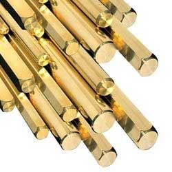 Brass Rods from HONESTY STEEL (INDIA)