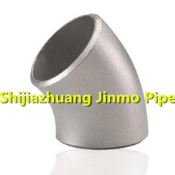 45-Degree-Butfield-Elbow1 from SHIJIAZHUANG JINMO PIPE IMP&EXP TRADING CO.,LTD