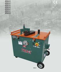 Rebar bending machine Rebar cutting machine, Bar cutting machine, Bar bending machine from NITHI GROUP (AIN KHAT METAL COATING PRODUCTS)