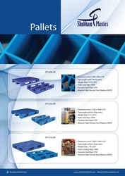 pallet box suppliers in uae from SHUBHAM PLASTICS FZE