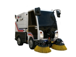 Ride on Industrial Sweeper from CLEANTECH GULF FZCO