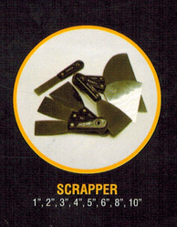 """TOWER SCRAPPER 1"""",2"""",3"""", 4"""",5"""", 6"""", 8"""" & 10"""" from EXCEL TRADING COMPANY - L L C"""