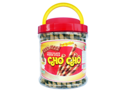 CHO CHO WAFER STICK from DUBAI TRADING & CONFECTIONERY COMPANY