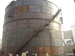 STORAGE TANK FABRICATION IN UAE from MURABIT SHIP SPARE PART TRADING LLC