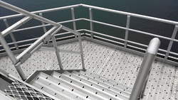Handrails supplier in uae from AL EIMAN INDUSTRIAL SERVICES LLC