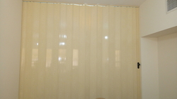 FOLDABLE PARTITIONS/PVC PARTITIONS from DOORS & SHADE SYSTEMS