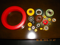 POLYURETHANE(PU) WHEELS from ISMAT RUBBER PRODUCTS IND