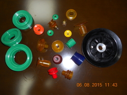 POLYURETHANE SUCTION CUPS from ISMAT RUBBER PRODUCTS IND