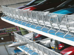 Car Park Safety Barrier Systems UAE from MEDITERRANEAN BUILDING MATERIALS