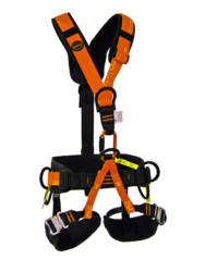 FULL BOADY HARNESS BELT SUPPLIERS IN UAE from RAJAB MIDDLE EAST FZE