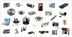 ELECTRICAL ITEMS IN UAE from RAJAB MIDDLE EAST FZE